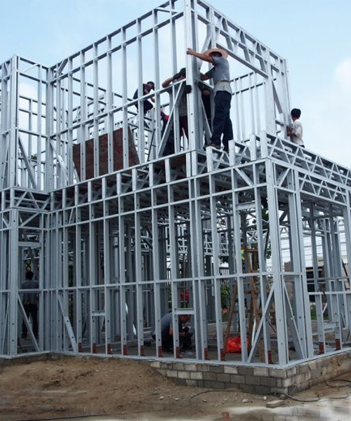 Light Gauge Steel Buildings (Reco)